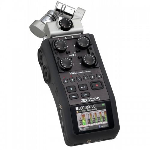 Zoom H6 - Grabador Digital