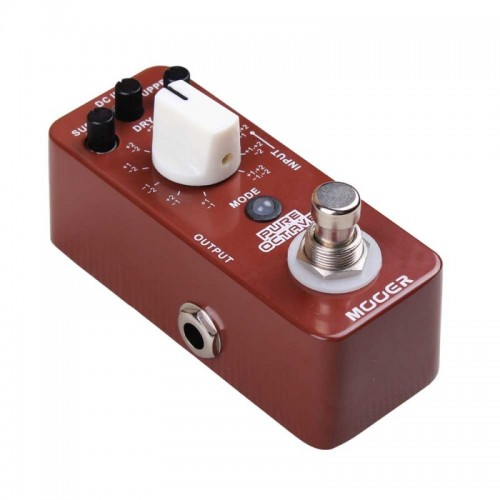 Mooer Pure Octave Micro Pedal