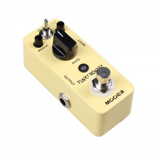 Mooer Funky Monkey Auto Wah Micro Pedal