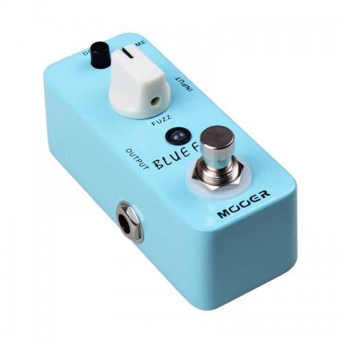 Mooer Blue Faze Micro Pedal