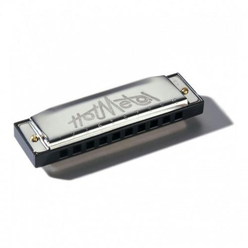 Armonica Hohner Hot Metal