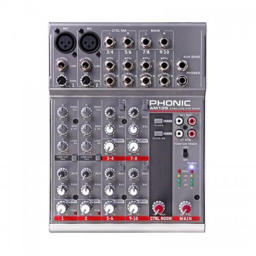 Phonic AM-105 FX