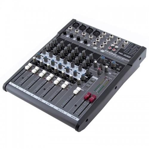 Phonic AM-1204 FX USB