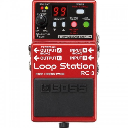 Boss RC3 Loop Station