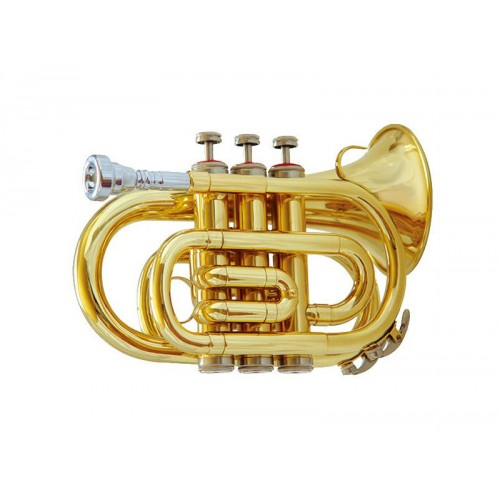 Trompeta Lincoln Winds Pocket JYPT-1406