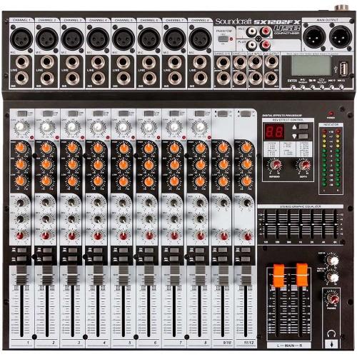 Soundcraft SX1202FX