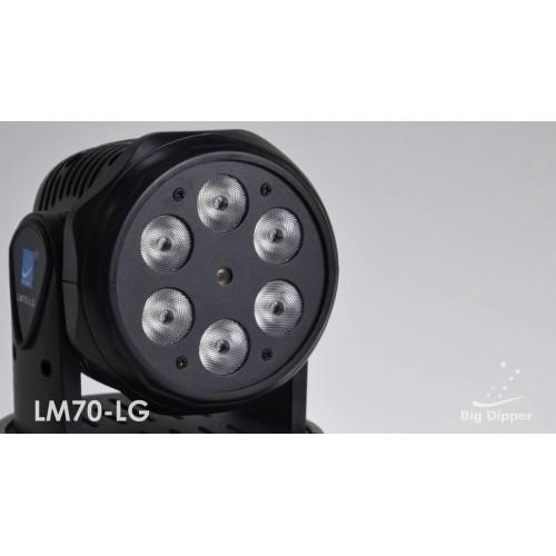 Big Dipper LM70-LG Wash + Láser