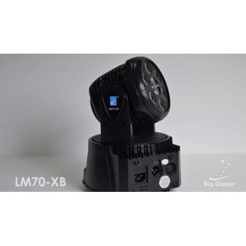 Big Dipper LM70-XB Wash + Beam
