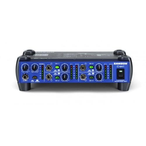 Samson C-que8 Amplificador de Auriculares