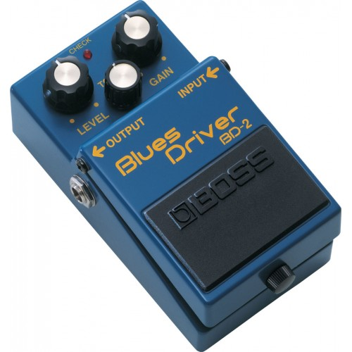"Boss BD-2 ""Blues Driver"""