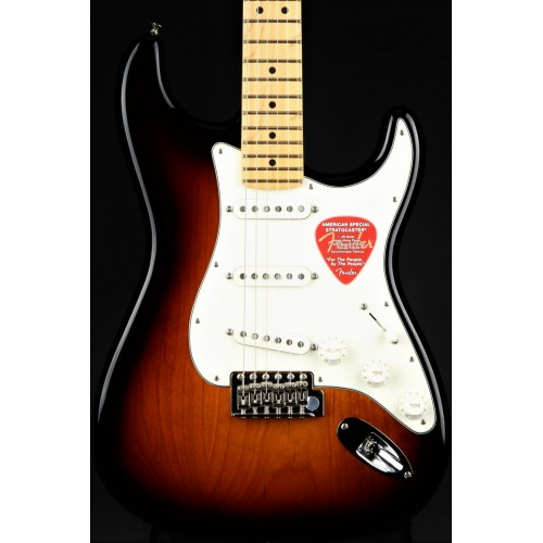 Fender American Special Stratocaster®