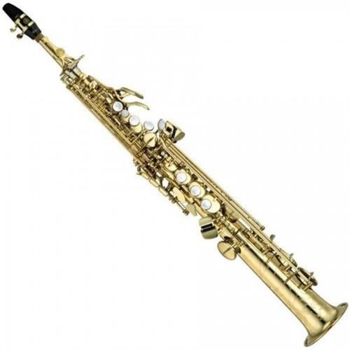 Lincoln Saxo Soprano – Gold Lacquer