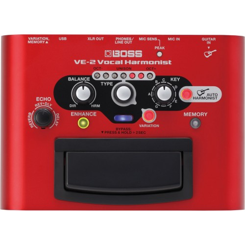 Boss VE-2 Armonizador Vocal