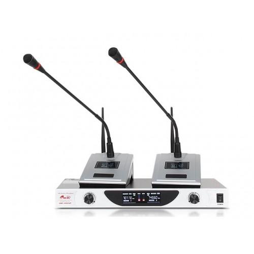 GBR UHF-2600JP Inalambrico doble de mesa