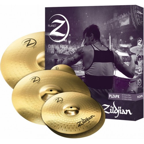 Zildjian Planet Z Z4 Set