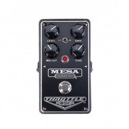 Mesa Boogie Throttle Box™ Distortion Pedal