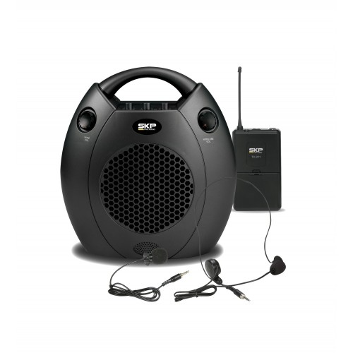 SKP Pro Audio TH-211 Globetrotter