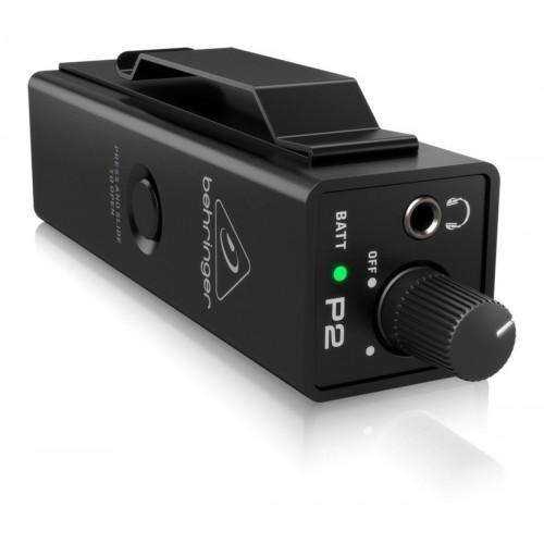 Behringer P2 In-Ear Monitor Amplifier