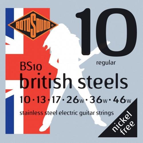 Cuerdas Rotosound BS10 British Steels