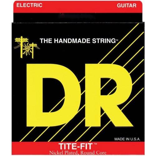 Cuerdas DR Tite Fit Nickel Round Core