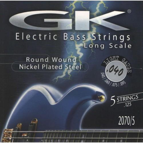 Cuerdas Gk 2070/5
