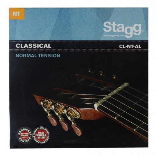 Cuerdas Stagg CL-NT-AL