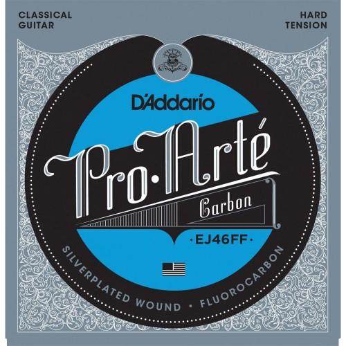Cuerdas D'Addario EJ46FF ProArte Carbon