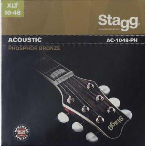 Cuerdas Stagg AC-1048-PH