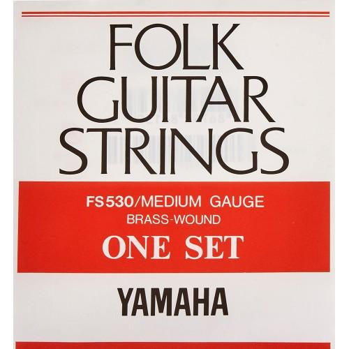 Cuerdas Yamaha FS530 Medium Gauge