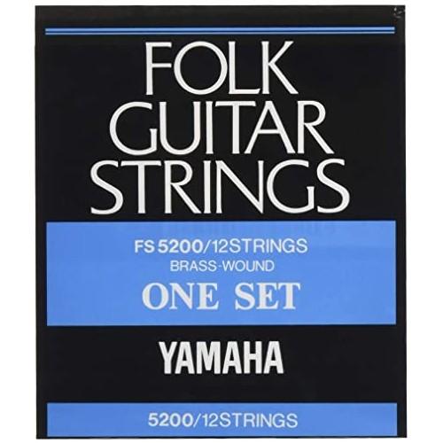 Cuerdas Yamaha FS5200 12 Strings