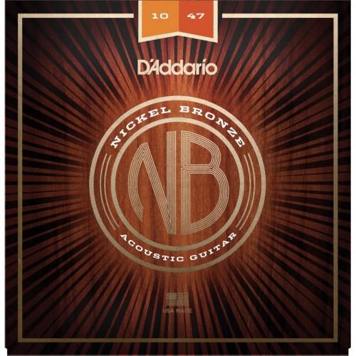 Cuerdas D'Addario NB1047 Extra Light