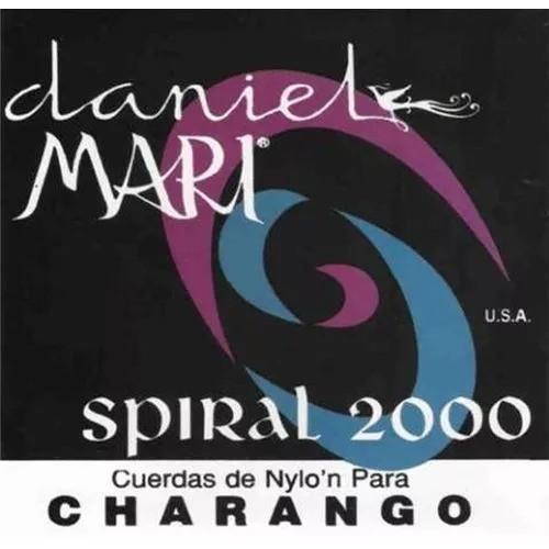 Cuerdas Daniel Mari Spiral 2000 Nylon Charango