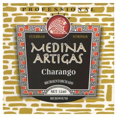 Cuerdas Medina Artigas 1240 Microentorchadas Charango