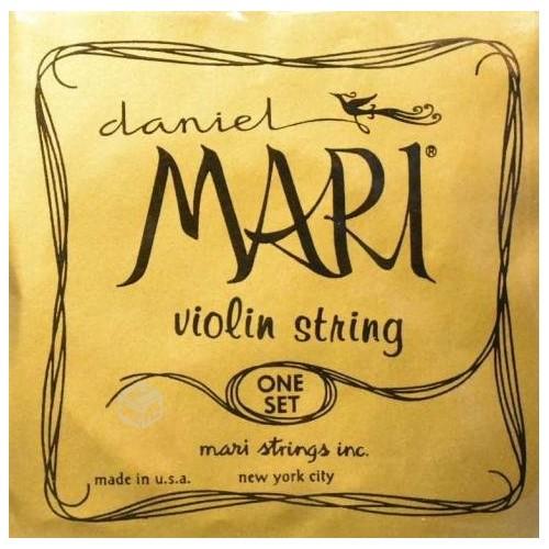 Cuerdas Daniel Mari Violin
