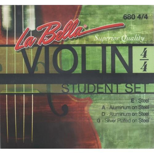 Cuerdas La Bella 680 Violin