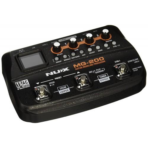 Nux MG200