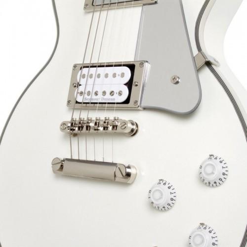"Epiphone Tommy Thayer ""White Lightning"" Signature Les Paul"